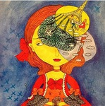 Elena Nikolskaya (broches) - Ярмарка Мастеров - ручная работа, handmade