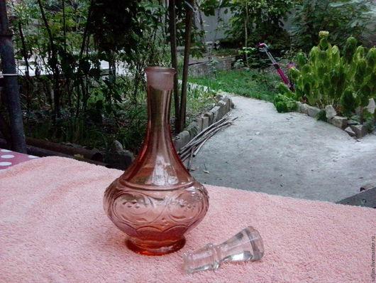Винтажная посуда. Ярмарка Мастеров - ручная работа. Купить N325, N236 винтажное стекло. Handmade. Стекло, винтажное стекло, кружка