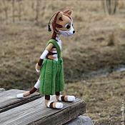 Куклы и игрушки ручной работы. Ярмарка Мастеров - ручная работа Финдус, герой книги. Handmade.