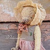 Куклы и игрушки ручной работы. Ярмарка Мастеров - ручная работа Мишка Жу-Жу. Handmade.