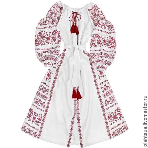 """Платье-вышиванка """"Тайное Желание"""", Dresses, Kiev,  Фото №1"""