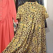 Одежда handmade. Livemaster - original item Culotte dress