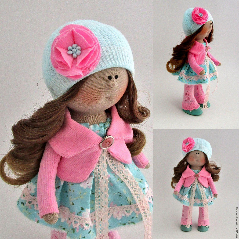 Интерьерные куклы своими руками фото и выкройки