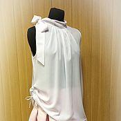 """Одежда ручной работы. Ярмарка Мастеров - ручная работа Комплект  - юбка и топ - """"Нежность"""". Handmade."""