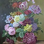 Картины ручной работы. Ярмарка Мастеров - ручная работа Still Life Of Arnold Blommers. 40x50cm. Oil on canvas. Handmade.