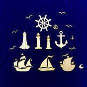 Материалы для творчества ручной работы. Ярмарка Мастеров - ручная работа Декоративные элементы.10 видов. Handmade.