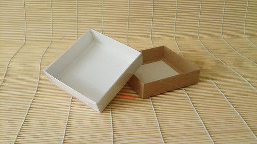 Упаковка ручной работы. Ярмарка Мастеров - ручная работа. Купить Квадратная коробка М22. Handmade. Коробка, упаковка, подарочная упаковка