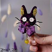 Украшения handmade. Livemaster - original item Cat