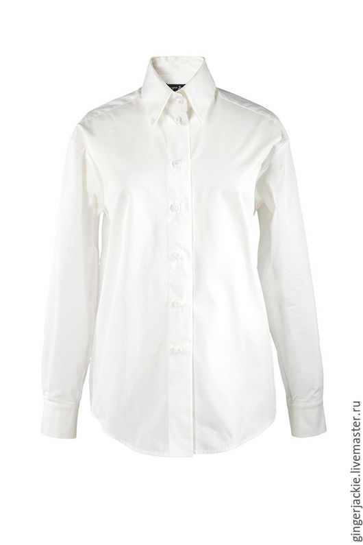 """Блузки ручной работы. Ярмарка Мастеров - ручная работа. Купить """"Camisa"""". Handmade. Белый, 50% хлопок 50% вискоза"""