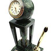 """Подарки к праздникам ручной работы. Ярмарка Мастеров - ручная работа Часы """"Геоид"""". Handmade."""