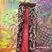 Фен-шуй и эзотерика ручной работы. Ярмарка Мастеров - ручная работа Травяная свеча, на любовь. Handmade.