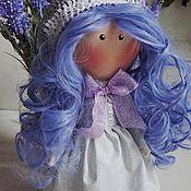 Куклы и игрушки ручной работы. Ярмарка Мастеров - ручная работа Кукла Виолетта. Handmade.