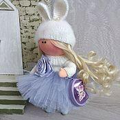 Куклы и игрушки ручной работы. Ярмарка Мастеров - ручная работа Куколка Виола. Handmade.