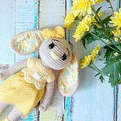 Куклы и игрушки ручной работы. Ярмарка Мастеров - ручная работа Зайка Милашка. Handmade.