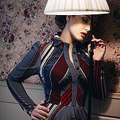 """Одежда ручной работы. Ярмарка Мастеров - ручная работа Платье """" Теплый свет"""". Handmade."""