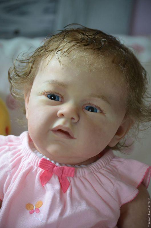 Куклы-младенцы и reborn ручной работы. Ярмарка Мастеров - ручная работа. Купить КУКЛА РЕБОРН - Mary Ann. Handmade. Комбинированный
