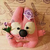 Мягкие игрушки ручной работы. Ярмарка Мастеров - ручная работа Мягкие игрушки: Кошка Лола. Handmade.