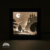Для дома и интерьера handmade. Livemaster - original item Night lamp
