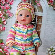 Куклы и игрушки ручной работы. Ярмарка Мастеров - ручная работа Комплект для Baby Born. Handmade.