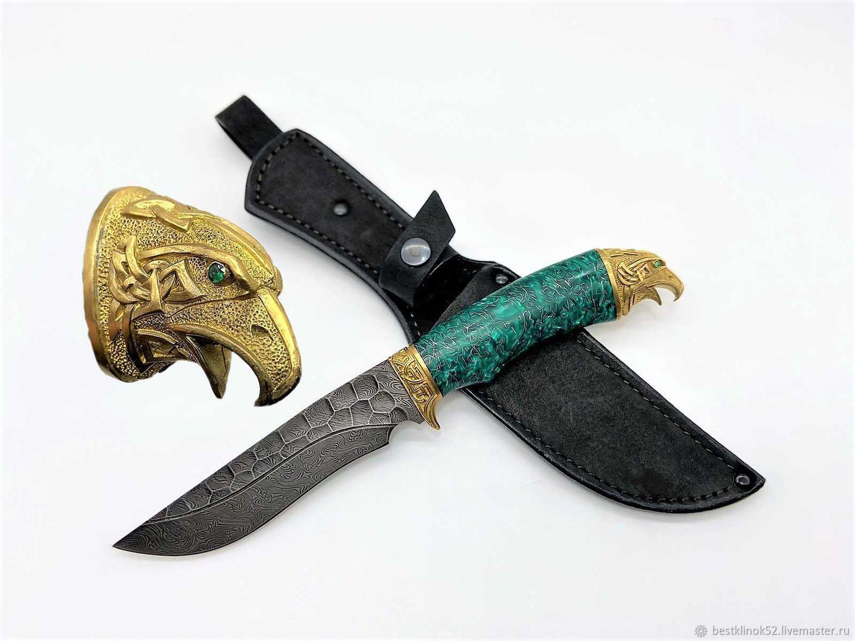 Knife Eagle, Knives, Pavlovo,  Фото №1