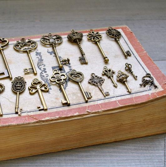Ключь бронза разные размеры