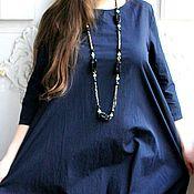 Дизайнерское платье Ежевика