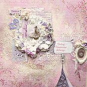 """Картины и панно ручной работы. Ярмарка Мастеров - ручная работа Декоративное панно """"Балет"""". Handmade."""