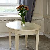 Для дома и интерьера handmade. Livemaster - original item 608.  Dining table oval. Handmade.