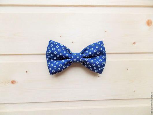 детская галстук бабочка / бабочка галстук в горошек