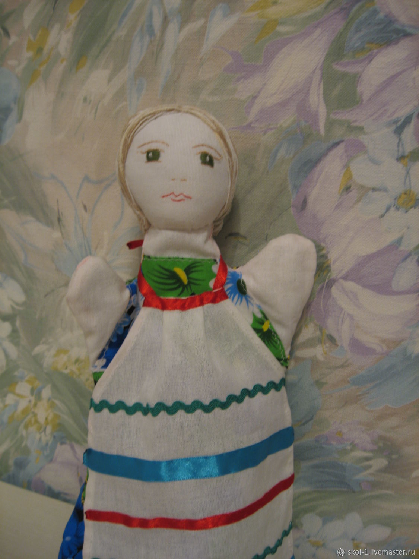 перчаточная игрушка Мама, Кукольный театр, Мытищи,  Фото №1