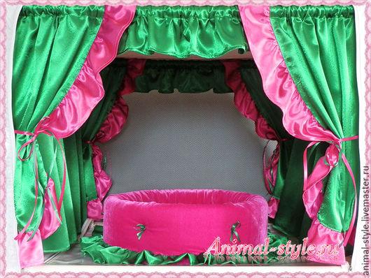 `Ягода малина` Оформление для выставочной палатки