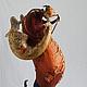 """Коллекционные куклы ручной работы. Ангел """"Борис Вениаминович"""". 'АняМаня'. Ярмарка Мастеров. Подарок на любой случай, грунтованный текстиль"""