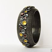 Украшения handmade. Livemaster - original item Bracelet of polymer clay Color dreams. Handmade.