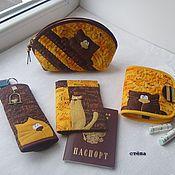 Комплект для сумки_Котаусы наступают.
