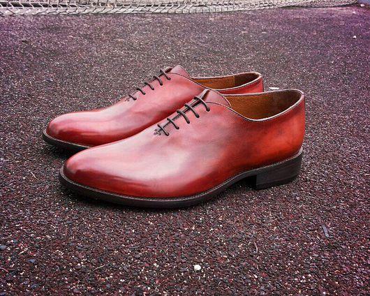 Обувь ручной работы. Ярмарка Мастеров - ручная работа. Купить Туфли g8. Handmade. Туфли, обувь, классический стиль