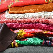 Материалы для творчества handmade. Livemaster - original item Great set of plush and fabric. Handmade.