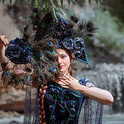 Русский стиль handmade. Livemaster - original item Costume