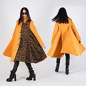 Одежда handmade. Livemaster - original item Luxury neoprene coat-CT0769NE. Handmade.