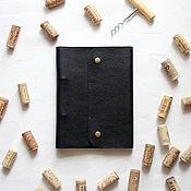 Канцелярские товары handmade. Livemaster - original item Men`s notebook. Handmade.
