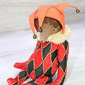 """Куклы и игрушки ручной работы. Ярмарка Мастеров - ручная работа Мишка тедди """"Людвиус"""". Handmade."""