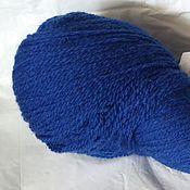 Материалы для творчества ручной работы. Ярмарка Мастеров - ручная работа Кауни Clear Blue 8/2 однотонный. Handmade.