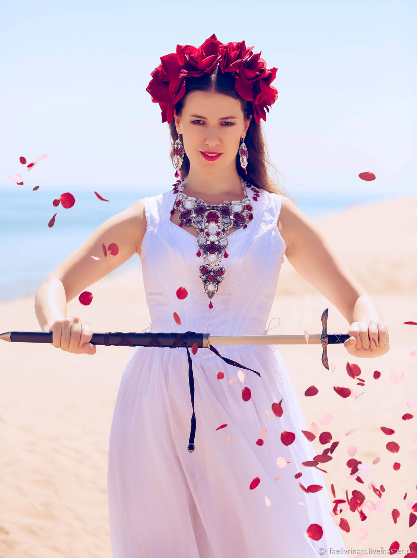 "Комплект украшений ""Винтерфелл II"", Jewelry Sets, Almaty,  Фото №1"