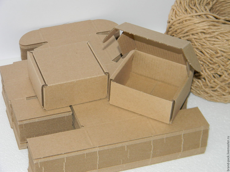 из-за производство картонной коробки с фото это