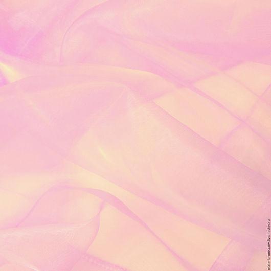 Шитье ручной работы. Ярмарка Мастеров - ручная работа. Купить Вуаль (розовый). Handmade. Бледно-розовый, вуаль для одежды