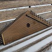 Музыкальные инструменты handmade. Livemaster - original item Harp. Is using, concert. Dark. 10 strings.. Handmade.