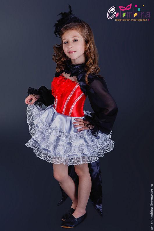 Детские карнавальные костюмы ручной работы. Ярмарка Мастеров - ручная работа. Купить Костюм снегиря. Handmade. Ярко-красный