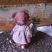 Куклы и игрушки ручной работы. Ярмарка Мастеров - ручная работа РЕЗЕРВ!Мишута- малышка.... Handmade.