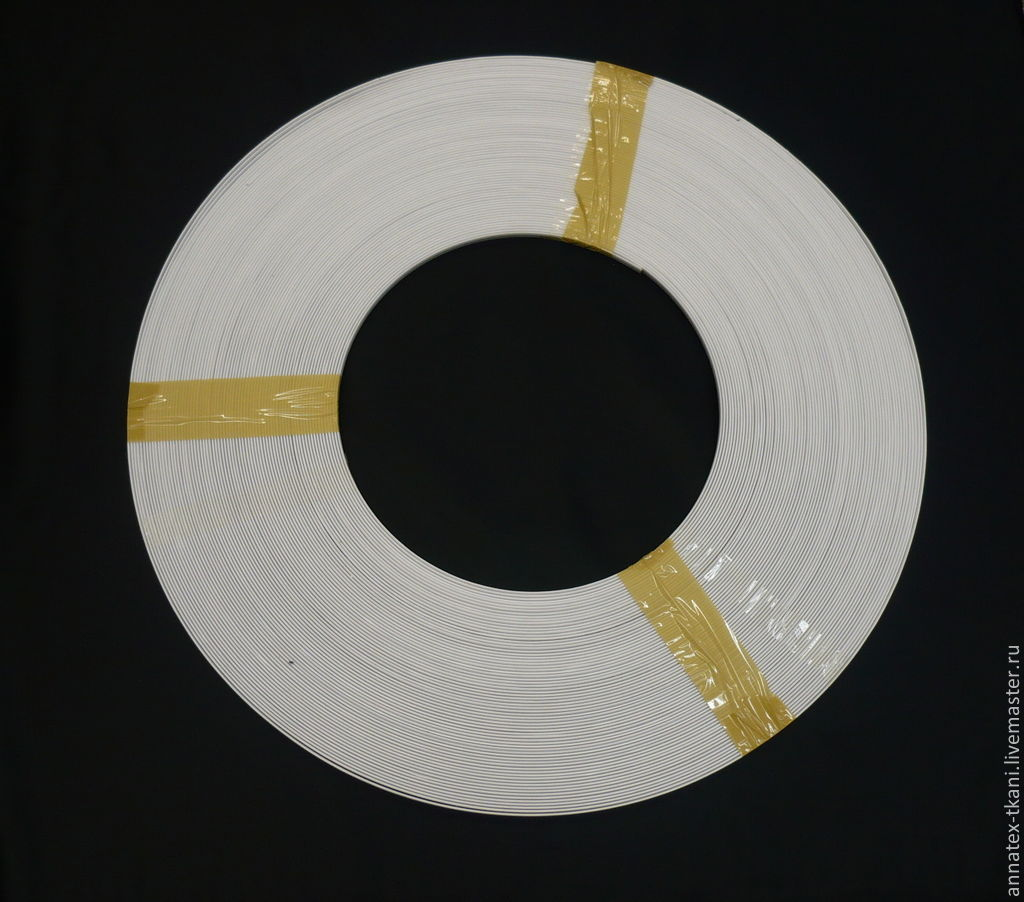 Балин - проволока для кринолинов, фижм (сталька)