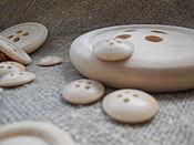 Материалы для творчества ручной работы. Ярмарка Мастеров - ручная работа пуговица деревянная от 2 до 20 см в диаметре. Handmade.