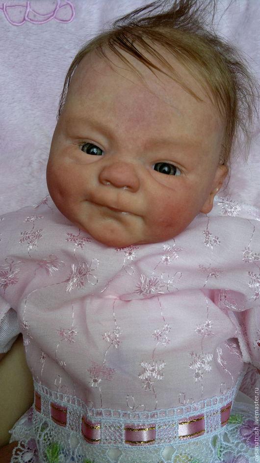 Куклы-младенцы и reborn ручной работы. Ярмарка Мастеров - ручная работа. Купить Крошка Коко-Малу. Handmade. Комбинированный, мохер